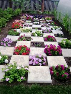 Picturesque and colorful petunias create gorgeous centerpieces for garden design. Picturesque and colorful petunias create gorgeous centerpieces for garden design and yard landscaping Diy Garden, Garden Projects, Garden Art, Spring Garden, Garden Boxes, Diy Projects, Garden Pallet, Garden Kids, Garden Deco
