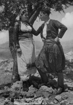 Cretan costumes
