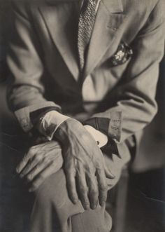 Germaine Krull (French, 1897–1985)  Jean Cocteau  Sitter:Jean CocteauDate:1929