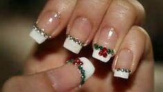Simple Christmas Nail Designs - Bing Images