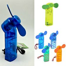 Personal Mini Fan Battery Operated Sports Colors Many Types Hand Cooling