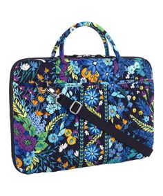 Take+a+look+at+the+Midnight+Blues+Laptop+Portfolio+on+#zulily+today!