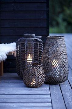 Skab hyggelig udendørs-stemning på terrassen | Mad & Bolig