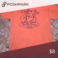 Buddy Camp Tshirt Buddy Camp Tshirt. Slight discoloration Gildan Shirts Tees - Short Sleeve