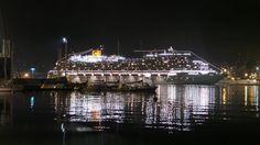 """Costa Diadema: la """"regina del mare"""" porterà alla Spezia 236mila crocieristi in un anno"""