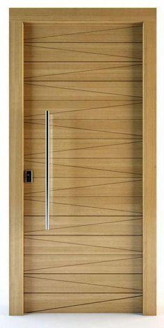 Door Design Interior 20 Ideas For 2019 Flush Door Design, Home Door Design, Wooden Main Door Design, Door Design Interior, Interior Doors, White Wooden Doors, Modern Wooden Doors, Custom Wood Doors, Contemporary Doors