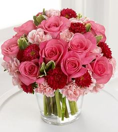 I love fresh bouquets- FTD- $59.99 or less