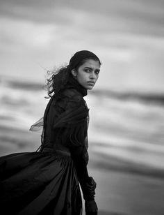 Peter Lindbergh for Vogue Italia April 2016 4