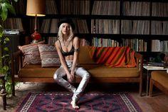 Lauren Hastings + + para + + Wasteland de Março de 2013 + Lookbook-004