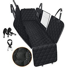 Amazon.com: DakPets Dog Car Seat Covers - Pet Car Seat Cover Protector – Waterproof, Scratch Proof, Heavy Duty and Nonslip Pet Bench Seat Cover - Middle Seat Belt Capable for Cars, Trucks and SUVs: Automotive Best Car Seat Covers, Bench Seat Covers, Dog Hammock For Car, Car Seat Protector, Dog Car Seats, Back Seat, Bag Storage, Pet Supplies, Pets