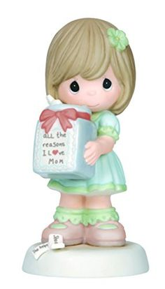 Precious Moments All the Reasons I Love Mom - Girl Figurine