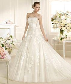 SELECTA » Wedding Dresses » 2013 Glamour Collection » La Sposa