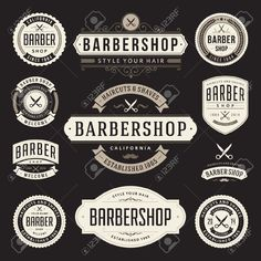 barbershop design - Google 검색