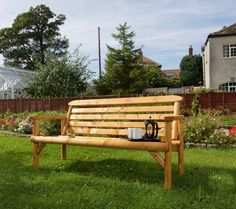 9390001 Rustic 5ft Bench