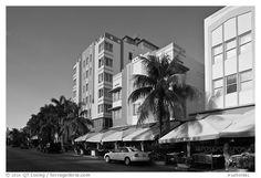 Opera House, Florida, Black And White, Building, Travel, Image, Art, Art Background, Blanco Y Negro
