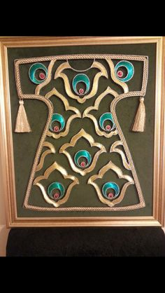 Diy Wall Art, Diy Art, Ottoman Inspiration, Carnival Crafts, Nail String Art, Felt Crafts Diy, Ottoman Design, Turkish Art, Ramadan Decorations