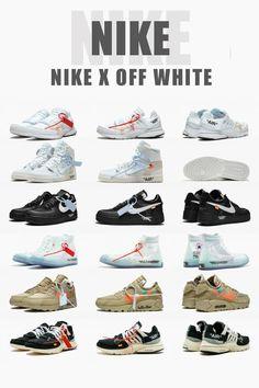 Buy new Nike Off-White Air Presto White shoes Rare Sneakers, Sneakers Fashion, Fashion Shoes, White Shoes, White Sneakers, Shoes Sneakers, Air Presto White, Shoes Sport, Sport Football