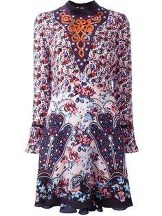 "Comprar Mary Katrantzou vestido ""Holbert"" en Penelope from the world's best independent boutiques at farfetch.com. Descubre 400 boutiques en 1 sola dirección."