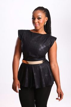 Presenter, actresses, radio dj Pabi Moloi