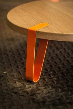 Fun with color on the Level Coffee Table by Erik Remmers