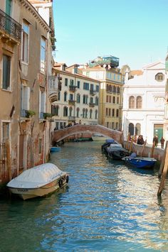 Venice, Italy    One of the most popular cities in Italy, Venice is known primarily for its canals, which provide both romantic and commuter travel within the city.    There are, however, many other reasons why a visit to Venice is a must, notably some amazing feats of architecture, such as Palazzo Contarini del Bovolo and Piazza San Marco.