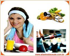 Malhar ou fazer dieta - Afinal o que é melhor para emagrecer - Aliados da Saúde