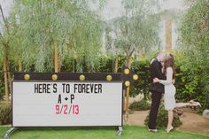Palm Springs elopement | Photo by Our Labor of Love | Read more - http://www.100layercake.com/blog/?p=68299