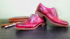 Umby Casale..Red cool shoes
