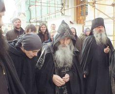 Elder Schema-Archimandrite Iliy of Optina monastery