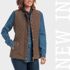 El chaleco: la prenda más versátil para este otoño Vest: the most versatil garment for this autumnhttp://bit.ly/NewInChaleco