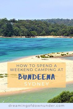 Find out what to see in Bundeena, Sydney on a camping trip in the Royal National Park. Includes the best Bundeena beaches, the ferry from Cronulla and how to camp. #australia #sydney #camping