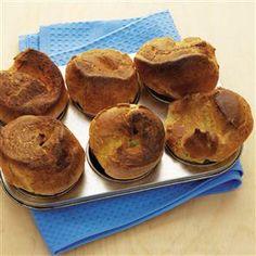 Yorkshire puddings Recipe | delicious. Magazine free recipes