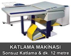 Foldjet katlama makinası