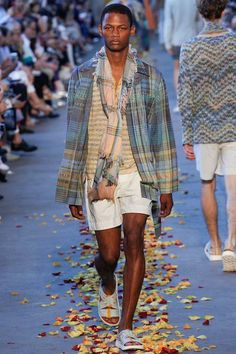 Missoni Spring 2016 Menswear | The Mode Official: A hangout place for fashion and diversity.