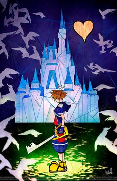 KINGDOM HEARTS BLVBKBLBLB This is my favourite game ever. I mean, Disney and Final fantasy, together.... What can we ask more? XD oh god. The soundtrack's epic, nice graphics, gorgeous gameplay = W...