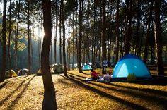 8 lugares próximos a SP perfeitos para acampar com os amigos - Guia da Semana