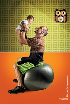 Anytime Fitness - Dad Poster