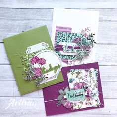 Share What You Love 2 - Stampin' Up! Artisan Blog Hop