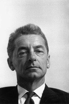 Conductor Herbert Von Karajan