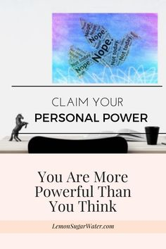 You Are More Powerful Than You Think. You have the power to dramatically change any negative situation in your life, here is how.