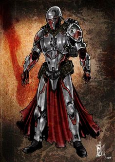 Revan's Mandalorian Armor by thedarkestseason on deviantART