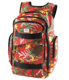 Vans Apparel - TRANSIENT SKATEPACK #vans #backpack #design