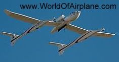 White Knight Experimental Jet WorldOfAirplane