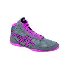separation shoes 98b5a 8f965 Asics Matflex 5 GS Kids Wrestling Shoe