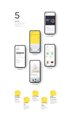 Mobile App Web UIUX Renewal E-Mart is a large distribution company of Shinsegae Group that makes customers live a happy life along with the development of local communities. E-mart app is 'marketing service for offline e-mart'. Interaktives Design, App Ui Design, Interface Design, Mockup Design, Keynote Design, Booklet Design, Design Layouts, Site Design, Flat Design