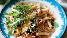 Use beef, pork or ostrich mince if you prefer. Swiss Chard Pasta, Pasta Bake, Recipe Search, Happy Life, Baking Recipes, Healthy Life, Delicious Desserts, Spaghetti, Pork