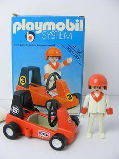 PLAYMOBIL 3575 KART (AÑO 1979-1985 VERSION 2) http://www.playmundo.es/playmobil-3575-kart-ano-1979-1985-version-2-7412-p.asp