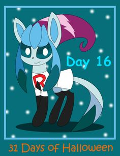 31 Days of Halloween - Day 16 by AnimalComic96 on deviantART