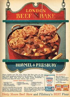 London Beef Bake