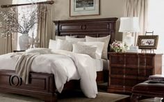 classy master bedrooms | Elegant Master Bedroom | Décor I Love